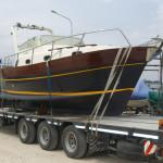 onda blu castro trasporto barche