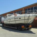 trasporto barche castro lecce
