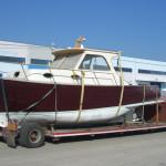 trasporto di imbarcazioni prezzi